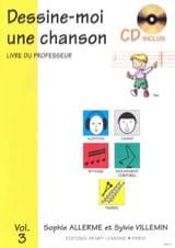 Dessine-moi une chanson Volume 3 – Prof. laflutedepan.com