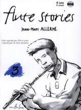 Jean-Marc Allerme - Flûte Stories Volume 3 - Partition - di-arezzo.fr
