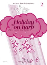 Holiday On Harp - Volume 2 Michèle Beaumont-Chollet laflutedepan