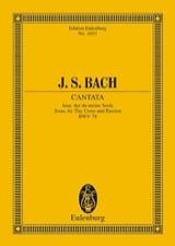 Cantata Jesu, Der du Meine Seele Bwv 78 - laflutedepan.com