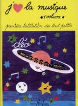 Cléo - I like Music Volume 1 - Sheet Music - di-arezzo.com