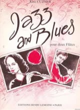 Jazz and Blues – 2 Flûtes - Kate Cuzner - Partition - laflutedepan.com