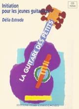 La guitare des petits Délia Estrada Partition laflutedepan.com