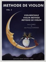 GARLEJ - GONZALES - Violin Method - Volume 2 - Sheet Music - di-arezzo.com