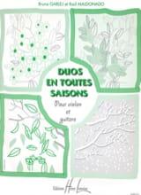 Duos en Toutes Saisons – Violon & Guitare laflutedepan.com