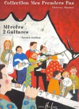 Patrick Guillem - Mirrors - 2 Guitars - Sheet Music - di-arezzo.co.uk