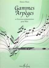 Simon Hunt - Ranges and Arpeggios - Sheet Music - di-arezzo.com