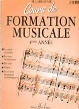 Cours de Formation Musicale - Volume 4 - laflutedepan.com