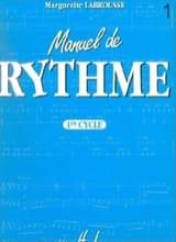 Manuel de rythme – 1er Cycle - Marguerite Labrousse - laflutedepan.com