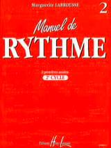 Manuel de Rythme - 2ème Cycle - laflutedepan.com