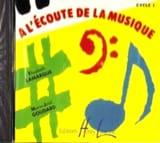 CD - A l' Ecoute de la Musique - Cycle 1 laflutedepan.com