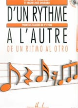 Elisabeth LAMARQUE et Marie-José GOUDARD - From One Rhythm to another - Volume 3 - Sheet Music - di-arezzo.com