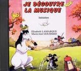 CD - Je Découvre la Musique - Initiation laflutedepan.com