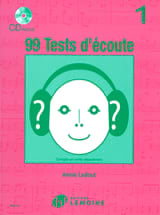 Annie Ledout - 99 Listening Tests Volume 1 - Sheet Music - di-arezzo.com