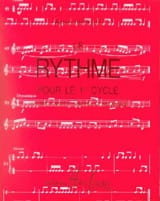Annie Ledout - Rhythm For 1st Cycle - Sheet Music - di-arezzo.co.uk