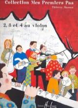 2, 3 et 4 au violon Thierry Masson Partition Violon - laflutedepan.com