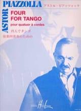 Four for Tango – Quatuor à cordes Astor Piazzolla laflutedepan.com