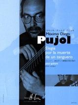 Maximo Diego Pujol - Elegia por la Muerte de un tanguero - Guitare - Partition - di-arezzo.fr