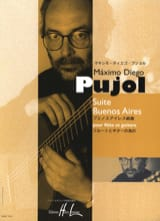 Maximo Diego Pujol - Suite Buenos Aires - Partition - di-arezzo.fr