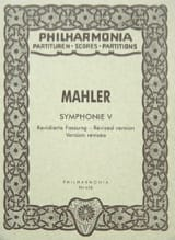 Gustav Mahler - Symphony Nr. 5 - Partitur - Sheet Music - di-arezzo.co.uk