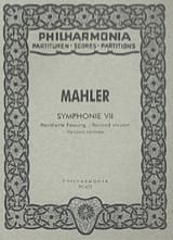 Symphonie Nr. 7 – Partitur Gustav Mahler Partition laflutedepan.com