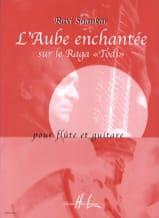 L'aube enchantée – Flûte guitare - Ravi Shankar - laflutedepan.com
