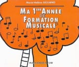 CD / Ma 1ère année de formation musicale - laflutedepan.com