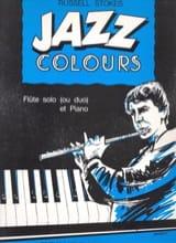 Jazz Colours – Flûte - Russell Stokes - Partition - laflutedepan.com