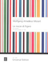 MOZART - Die Hochzeit des Figaro for 2 Violinen - Sheet Music - di-arezzo.co.uk