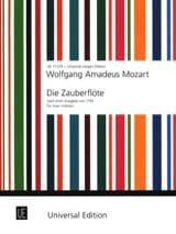 Die Zauberflöte für 2 Violinen MOZART Partition laflutedepan.com