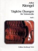 Julius Klengel - Tägliche Übungen - Heft 1 - Sheet Music - di-arezzo.co.uk