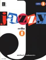 Jazzy Cello 1 Michael Radanovics Partition laflutedepan.com