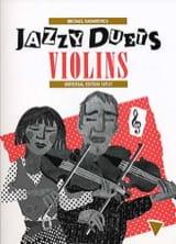 Michael Radanovics - Jazzy Duets Violins - Sheet Music - di-arezzo.com