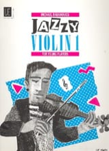 Michael Radanovics - Jazzy Violon 1 - Partition - di-arezzo.fr