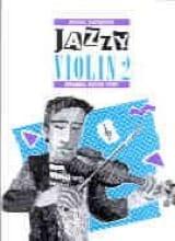 Jazzy Violon 2 Michael Radanovics Partition Violon - laflutedepan.com