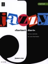 James Rae - Jazzy Duets - 2 Clarinets - Sheet Music - di-arezzo.com