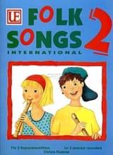 Folksongs International Volume 2 - 2 Sopranflöten laflutedepan.com