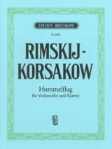 Hummelflug Nicolaï Rimsky-Korsakov Partition laflutedepan.com