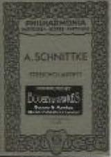 Streichquartett (1966) – Partitur - laflutedepan.com