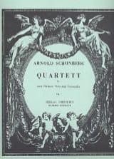 Streichquartett Nr. 1 op. 7 -Stimmen laflutedepan.com