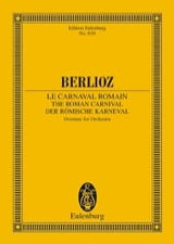BERLIOZ - The Roman Carnival, Opening - Sheet Music - di-arezzo.co.uk