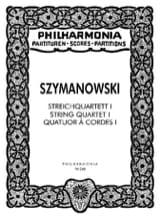 Streichquartett Nr. 1 op. 37 – Partitur laflutedepan.com