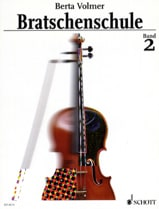 Berta Volmer - Bratschenschule Bd. 2 - Partitura - di-arezzo.es