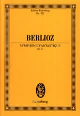 BERLIOZ - Fantastic Symphony - Sheet Music - di-arezzo.co.uk