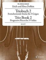 Fortschreitende Stücke für 3 Geigen, Bd. 2 laflutedepan.com