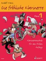 Die fröhliche Klarinette - Bd. 1 Rudolf Mauz laflutedepan.com