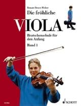 Die fröhliche Viola - Volume 1 Renate Bruce-Weber laflutedepan.com