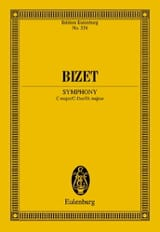 Georges Bizet - Sinfonie C-Dur Do M. - Driver - Sheet Music - di-arezzo.co.uk