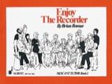 Brian Bonsor - Enjoy the recorder - 1 - Descant tutor - Sheet Music - di-arezzo.com