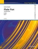 Flute Fun - Book 2 - Flute Duo Leslie Searle Partition laflutedepan